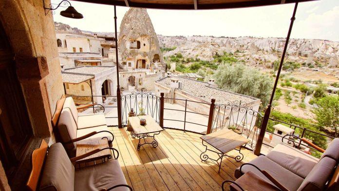 Kelebek Special Cave Hotel, Kapadokya, Türkiye  Dünyanın En Sıradışı 10 Oteli Kelebek Special Cave Hotel Kapadokya T  rkiye