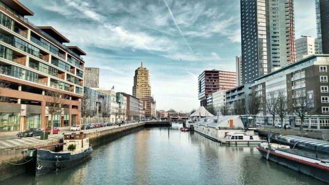 Metropol Severler İçin Rotterdam, Hollanda