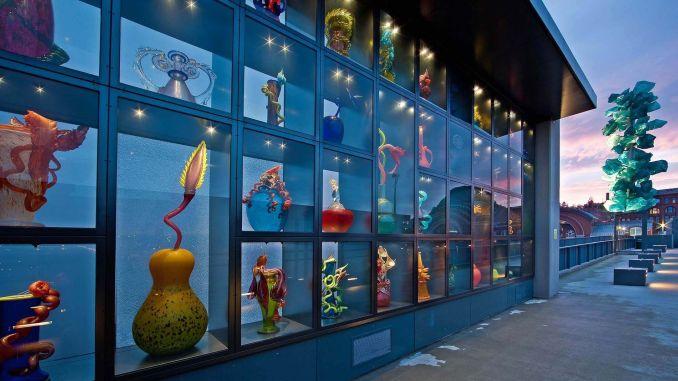 Sanat Severler İçin Seattle, Washington, ABD