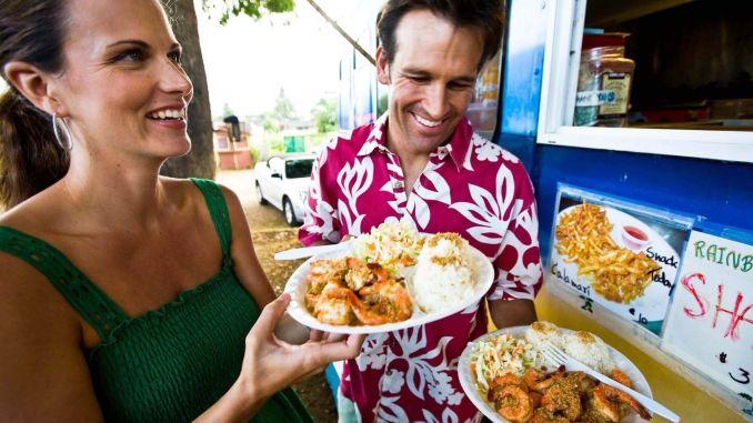 Yemek Severler İçin Hawaii, ABD