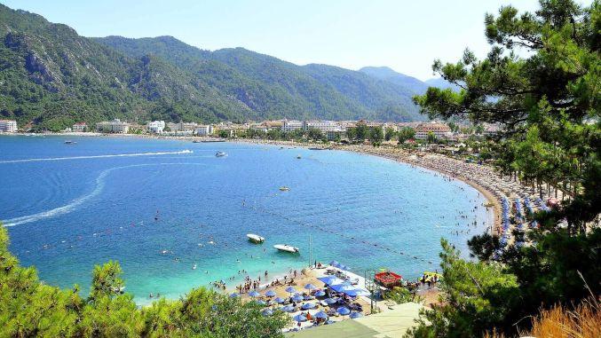 Marmaris İçmeler Halk Plajı