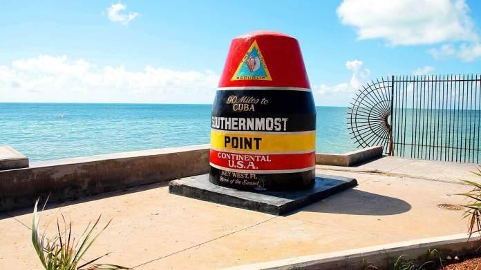 Southernmost Point miami gezi rehberi Miami Gezi Rehberi Southernmost Point 696x392