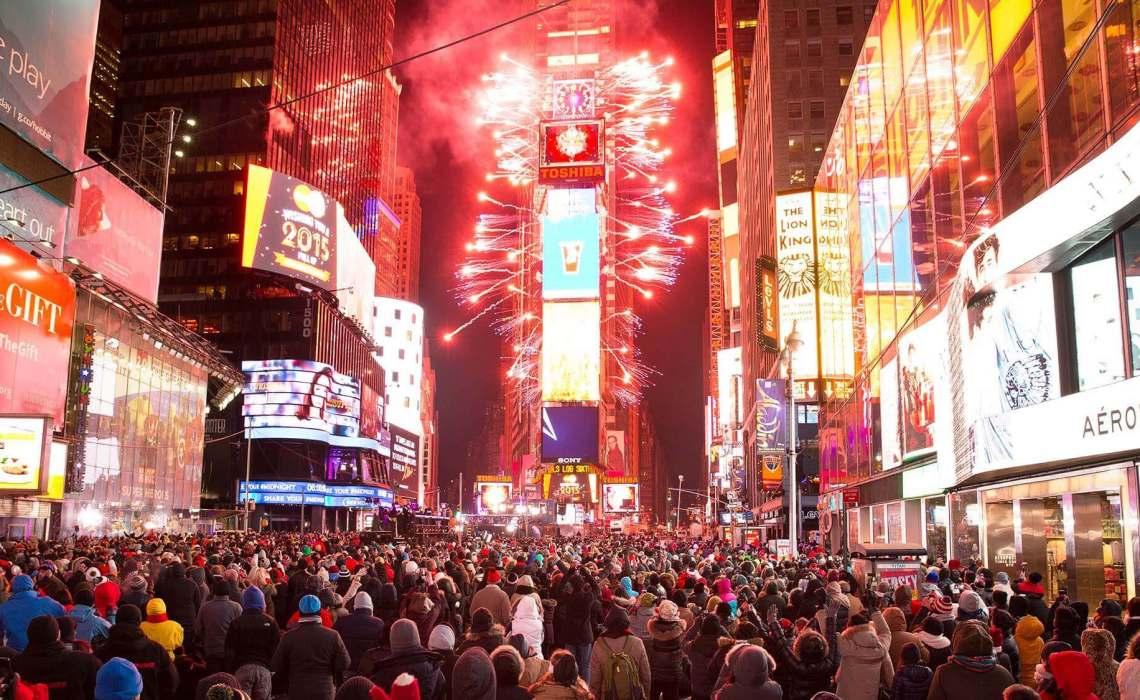 2018 yılbaşı'nda yurt dışında gidilecek yerler 2018 Yılbaşı'nda Yurt Dışında Gidilecek Yerler Tabi Ki ABD Times Meydan