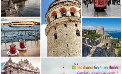 İstanbul'un En Moda Yerleri istanbul en moda yerleri