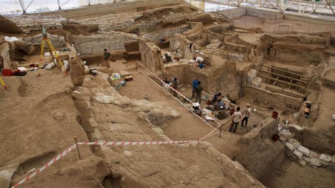 Çatalhöyük, Türkiye dünyanın en eski yerleşim yerleri Dünyanın En Eski Yerleşim Yerleri atalh y k T rkiye 678x381