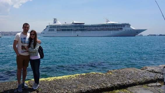 İstanbul Boğazında Cruise Gemisi Cruise (Gemi Turları) Nedir? stanbul Cruise