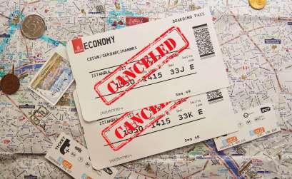 Uçak Bileti İptali U ak Bileti ptali