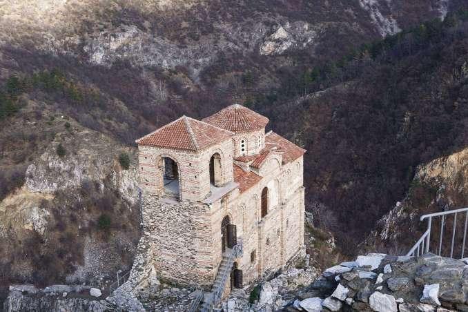 Filibe, Bulgaristan, Plovdiv, Asen Kalesi, Kilise