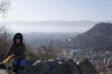 Filibe, Bulgaristan Plovdiv (Filibe)'de Gezilecek Yerler Plovdiv Bunarjik Tepesi 2