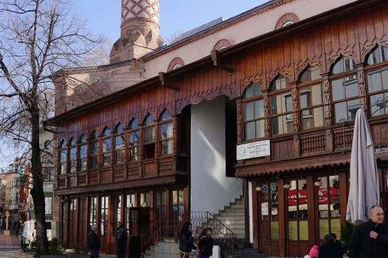 Filibe, Bulgaristan Plovdiv (Filibe)'de Gezilecek Yerler Plovdiv Cuma Camii n