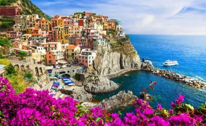 İtalya - Portofino Ekimde gidilecek yerler Ekim Ayında Gidilecek Yerler talya Portofino