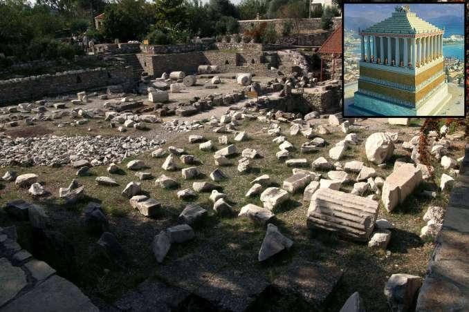 Bodrum Gezilecek Yerler Halikarnas Mozolesi 678x452