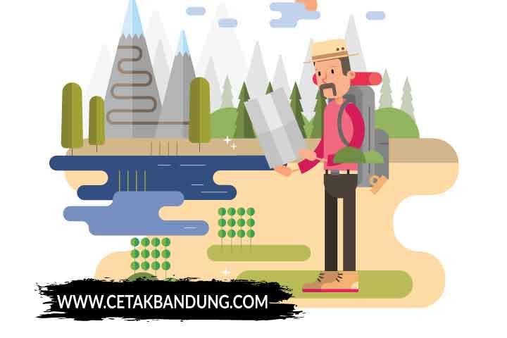 Alamat Percetakan di Bandung