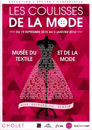 Les Coulisses de la Mode_Musée du Textile à Cholet