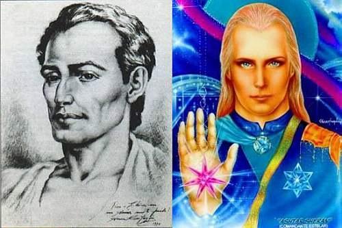 Emmanuel e Ashtar: semelhanças
