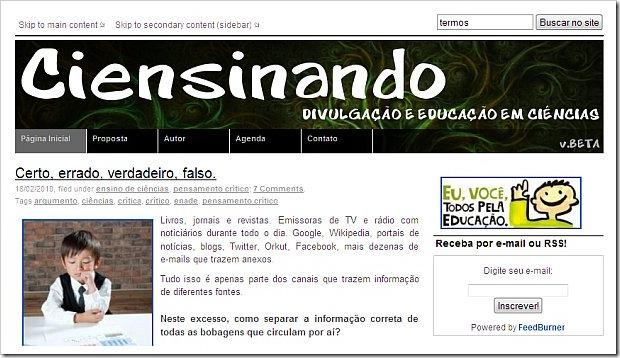 Ciensinando_blog