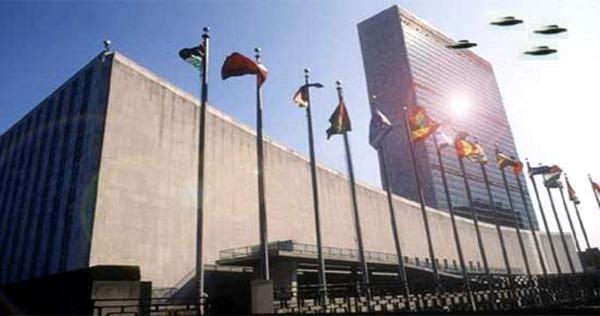 Reunião secreta da ONU sobre aliens? História acaba em palmadas