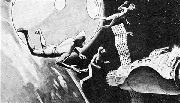 A Incrível História do Contato da Salyut-6 com Extraterrestres