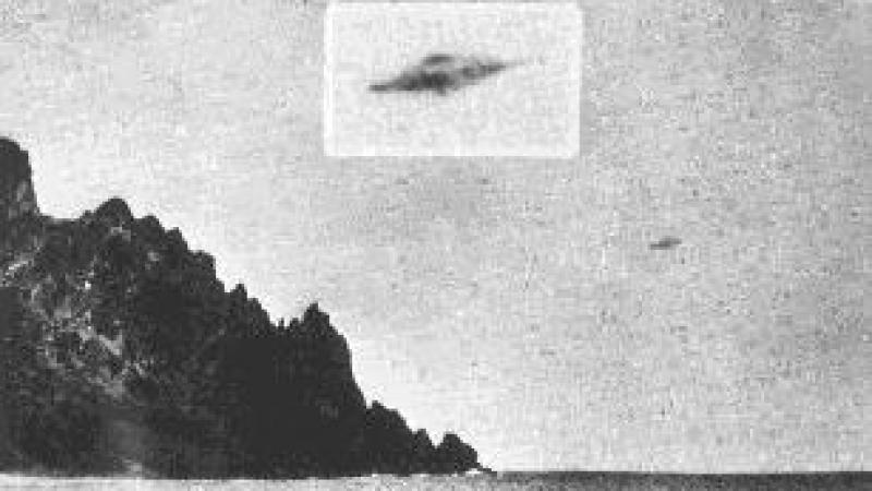 O OVNI da Ilha de Trindade:  Um estudo detalhado das Fotografias 1 e 2