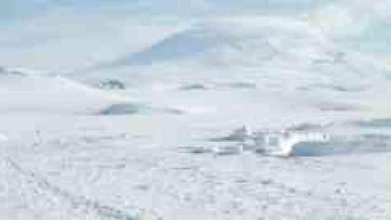 """Descobriram Ruínas """"Espetaculares"""" na Antártida? Não."""