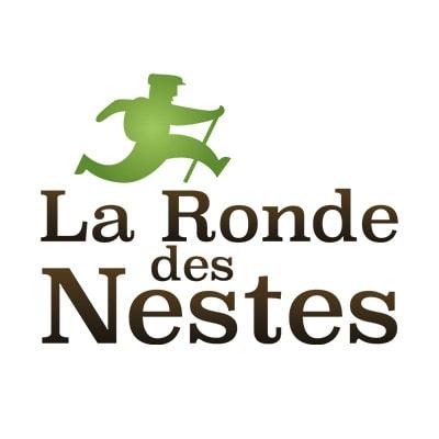 logo de la ronde des nestes réalisé par le CETIR