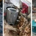 réseaux d'assainissement à Carlipa