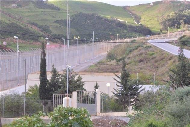 Perímetro fronterizo/ C.A.