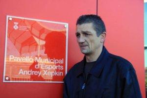 Andrei Xepkin, ex jugador del FC Barcelona.