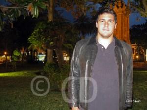 Paco Molina es uno de los jugadores más destacados del CN Caballa.