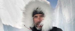 El almeriense Javier Campos, en una de sus aventuras