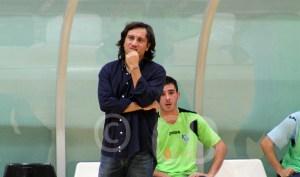 Ramiro López no terminó nada contento con el rendimiento de los suyos
