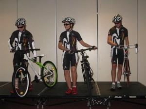 Las nuevas equipaciones de Valero Sport Bike