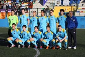 Selección de Melilla sub'16