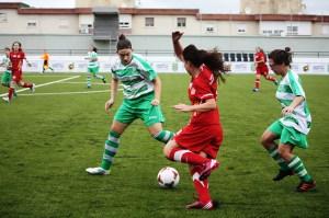Lorena Rubio jugó más adelantada y marcó el 3-5