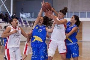 Arrancó el Campeonato de España de selecciones cadete masculino y femenino
