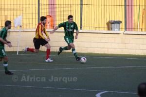 El Super Sport venció por 1-0 al Ramón y Cajal en el partido 'estrella' de la 2ª jornada