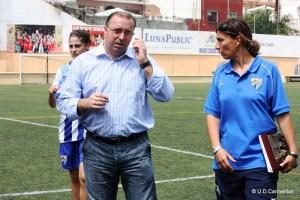 José Antonio Ivars está seguro que su equipo se salvará