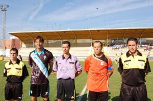 Santiago Blanco vive su segunda temporada en Tercera División