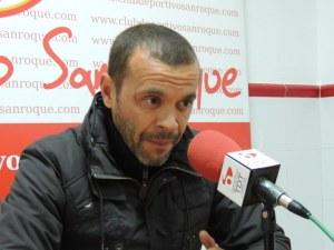 Diego Pérez 'Yiyi', técnico del CD San Roque