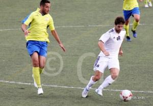Félix, uno de los tres futbolistas que recupera Álvaro Pérez para este domingo