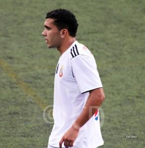 Jalid está convencido de que el Atlético de Ceuta mejorará sus números a domicilio