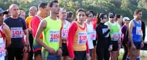 El Campeonato de Ceuta de Cross inauguró el pasado domingo la Guía del Corredor 2013
