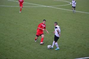 El Ceutí se aleja del descenso con los tres puntos sumados ante el equipo cordobés