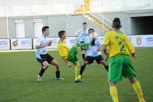 El Don Bosco regresa en forma al estadio Alfonso Murube