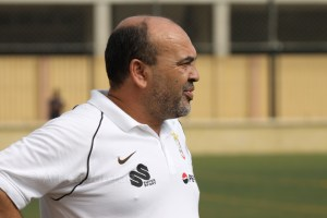 Fuad Harrus ve a su equipo preparado para ganar al San José