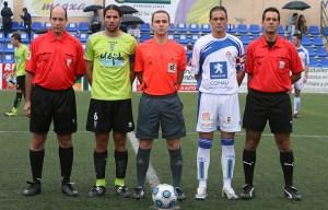 El granadino Molina Molina pitará el próximo partido del Atlético de Ceuta en el Murube