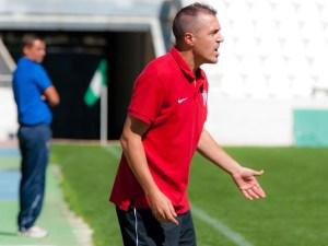 Pablo Villa está realizando una gran temporada al frente del Córdoba 'B'