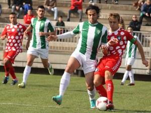 El filial del Córdoba está realizando una gran temporada