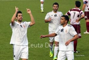 El centrocampista almeriense marcó un gran gol ante el Arcos, pero se queda con el triunfo