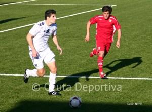 Al central le gustó su equipo ante el Sevilla C y espera ganar en Montilla